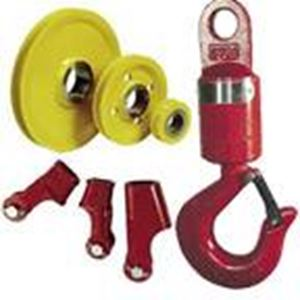 Picture for category Swivels, Sheaves and Wedge Sockets