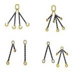 Picture for category Chain Sling Bridle Assembly
