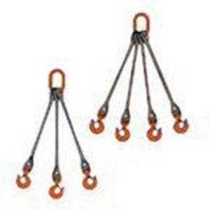 Picture for category Wire Rope Bridle Assembly
