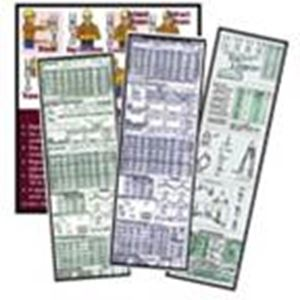 Picture for category Rigging and Crane Reference Cards