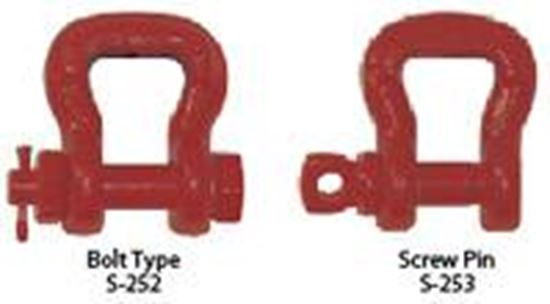 Picture of Synthetic Sling Saver Shackles