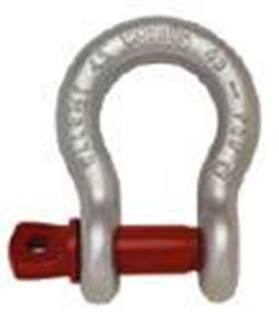 Picture of Crosby® G-209 Screw Pin Anchor Shackle