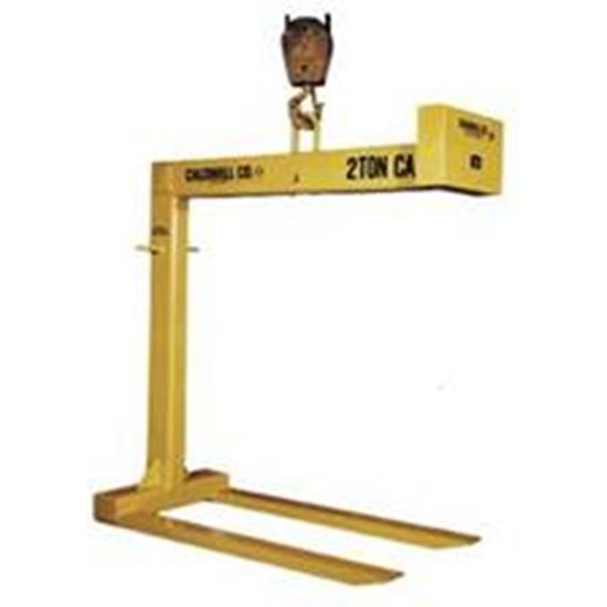 Picture of Standard Fixed Pallet Lifter - M90