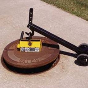 Picture of Magnetic Manhole Lifter - MML