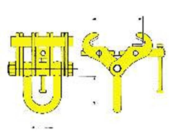 Picture of Fixed Jaw Adjustable Girder Dog
