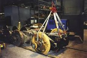 Picture of Traction Motor Slings