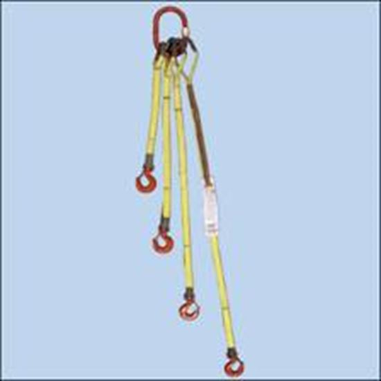 Picture of Tool Bag Bridle - 1-1/2 Ton Eye Hooks