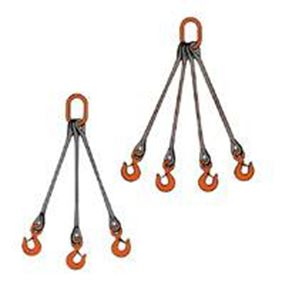 Picture of Multiple Leg Wire Rope Bridle Assemblies
