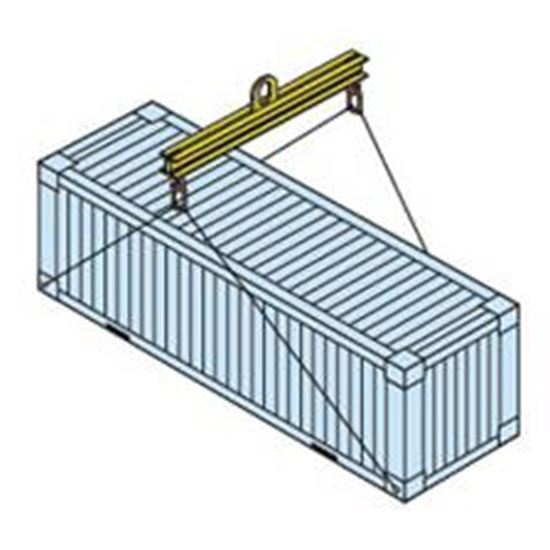 Picture of Fixed Container Lifting Assemblies