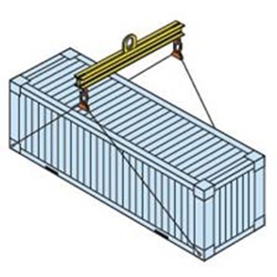 Picture of Adjustable Container Lifting Assemblies