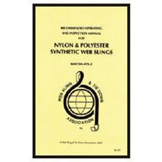 Picture of Operating Manual for Web Slings