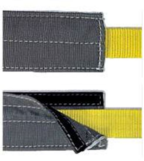 Picture of Sewn & Quick Chap Sleeves - Felt/Bulked Nylon