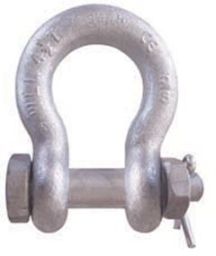 Picture of CM Carbon Bolt-Nut-Cotter Shackle