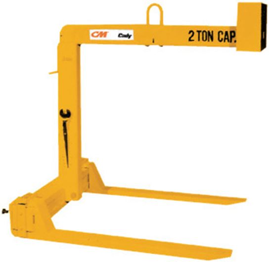 Picture of APL Standard Adjustable Forks Pallet Lifter