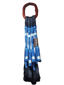 Picture of Polyester Four Leg - Adjustable Rope Slings W/Top Link