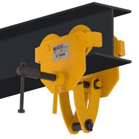 Picture of OZ Beam Trolley with Clamp