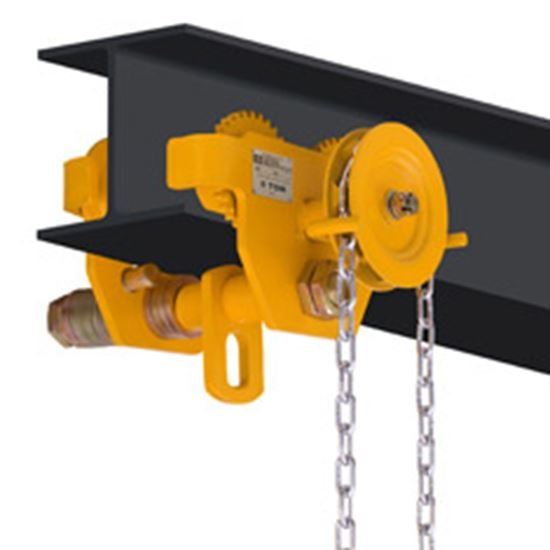 Picture of Oz Geared Beam Trolley