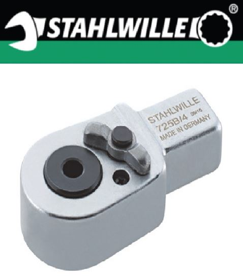 Picture of Stahlwille 725B - Bit Ratchet Insert (9x12)