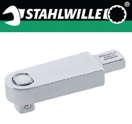 Picture of Stahlwille 734L/5 - Square Ratchet Insert (9x12)