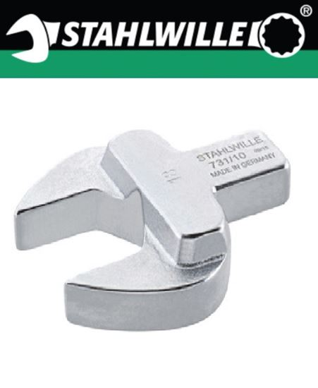 Picture of Stahlwille 732/10 - Open Ended Insert (9x12)