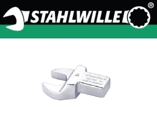 Picture of Stahlwille 731/40 - Open Ended Insert (14x18)
