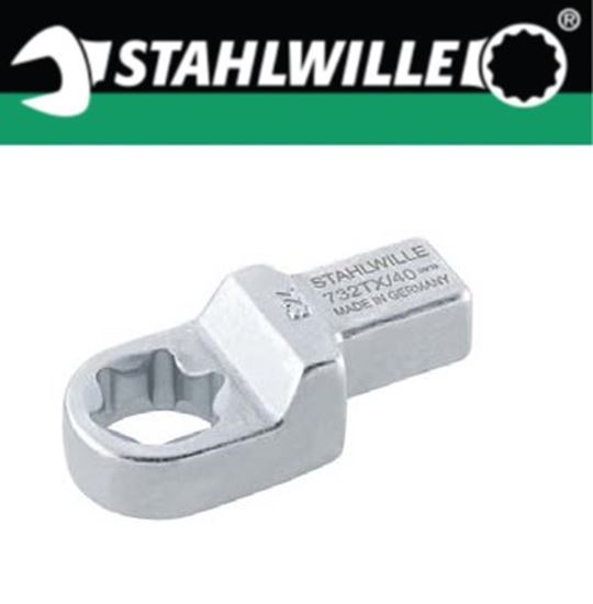 Picture of Stahlwille 732TX/40 - TORX Insert (14x18)