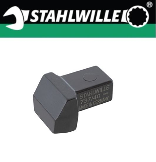 Picture of Stahlwille 737/40 -Blank End Insert