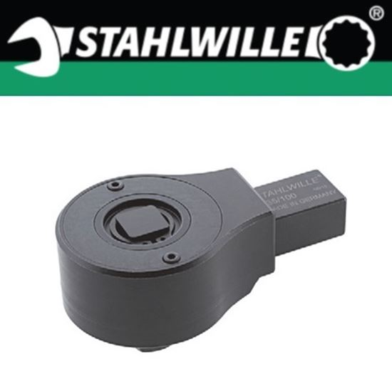 Picture of Stahlwille 735/100 - Ratchet Insert (22x28)
