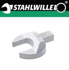Picture of Stahlwille 731/100 - Open Ended Insert (22x28)