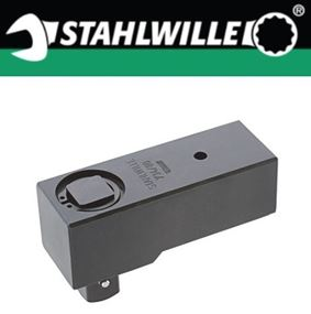 Picture of Stahlwille 734/80 - Square Drive Shell (24.5x28)