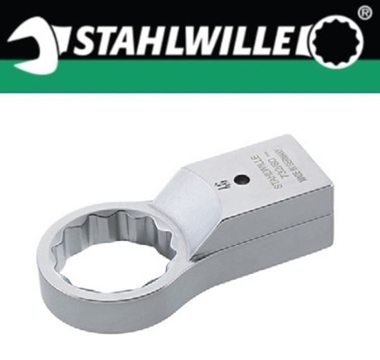 Picture of Stahlwille 732/80 - Ring Shell (24.5x28)