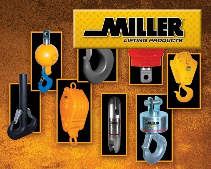 Lift-It Manufacturing Company, Inc. is the West Coast Warehouse for Miller Lifting Products