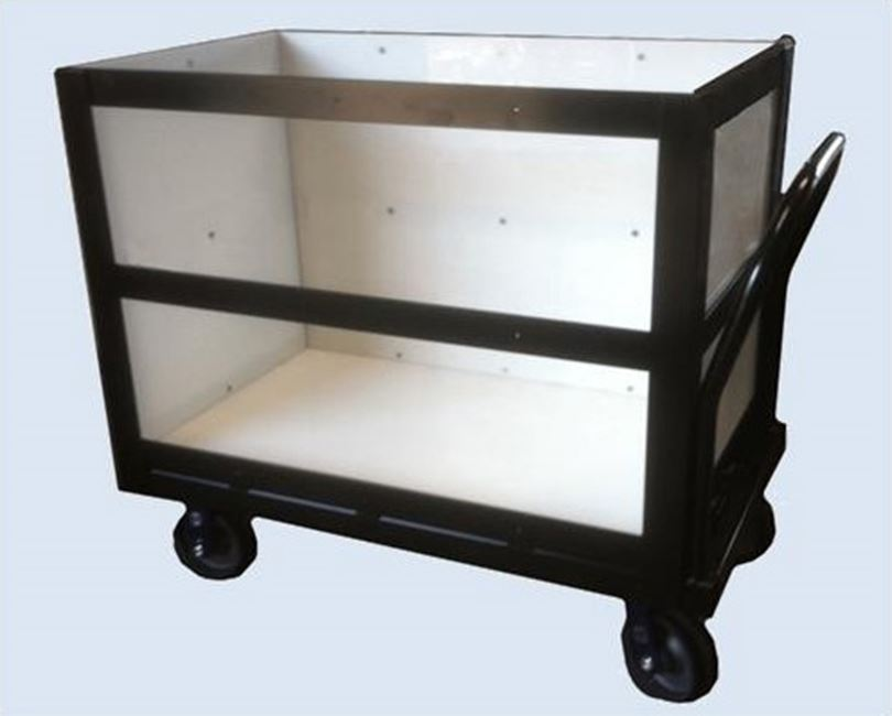 Lead Blanket Cart Design and Fabrication