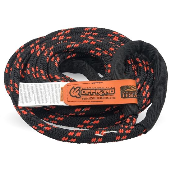 Picture of Kinetic Double Braid Recovery Rope