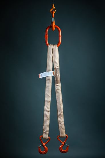 Picture of Two Leg Bridle - Roundsling (MLB2)