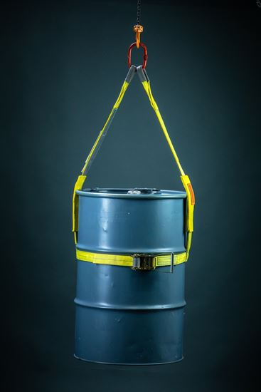 Picture of Standard & Adjustable Drum Handling Slings