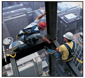DBI-SALA Full Body Harness | Lift-It® Manufacturing