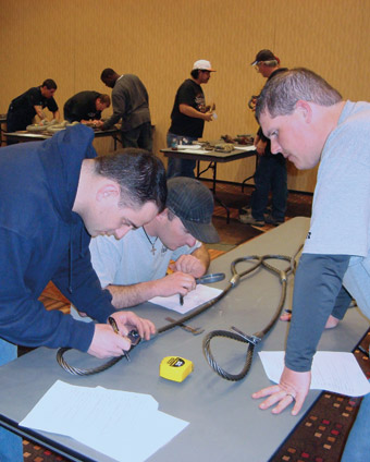 Designated Sling and Rigging Hardware Inspector Training