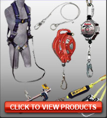 Fall Prevention Safety Equipment / Training